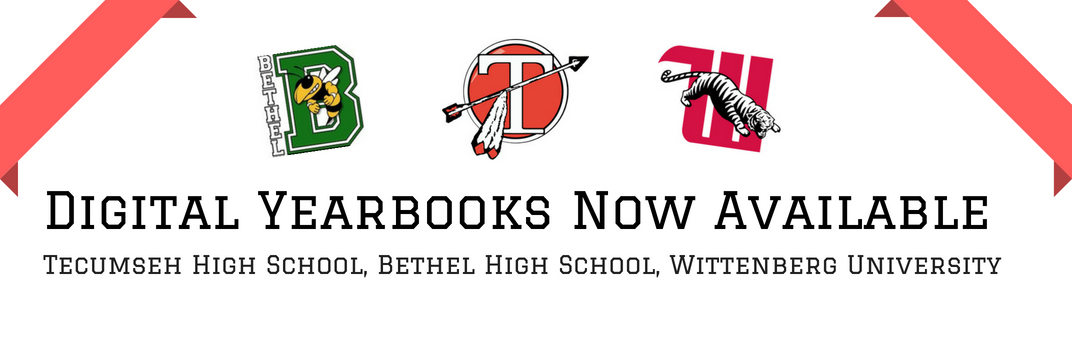 Information about our new digital yearbook collection.  Call 845-3601 for more information.